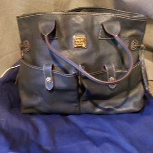 Dooney & Bourke large shoulder bag.